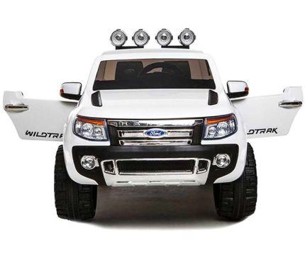 Auto elettrica a due posti BabyCar Ford Ranger Jeep SUV con telecomando parentale per bambini dai 3 anni d'età