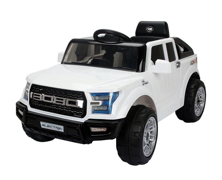Auto elettrica HomCom modello Jeep per bambini dai 3 ai 5 anni d'età