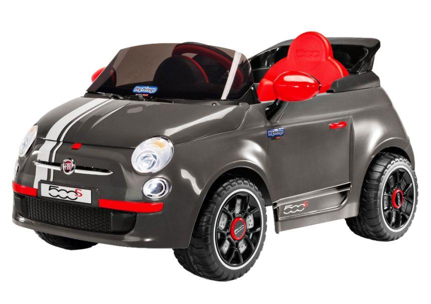 Auto elettrica Peg Pérego Fiat 500 S per bambini dai 2 anni d'età