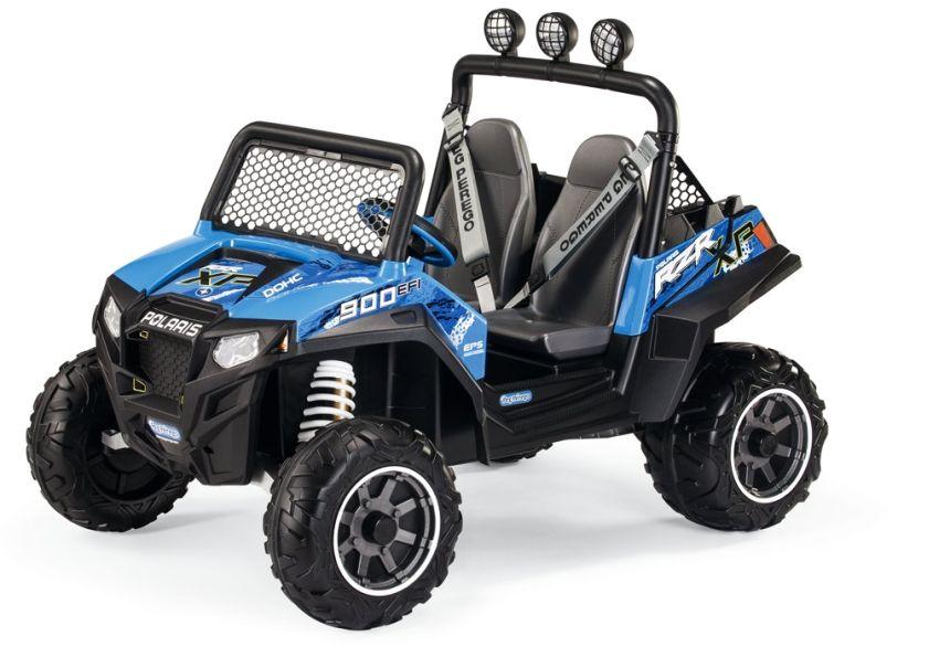 Fuoristrada elettrico a due posti Peg Pérego Polaris Ranger RZR 900 per bambini dai 3 anni d'età
