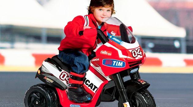 La moto elettrica più venduta di Peg Pérego